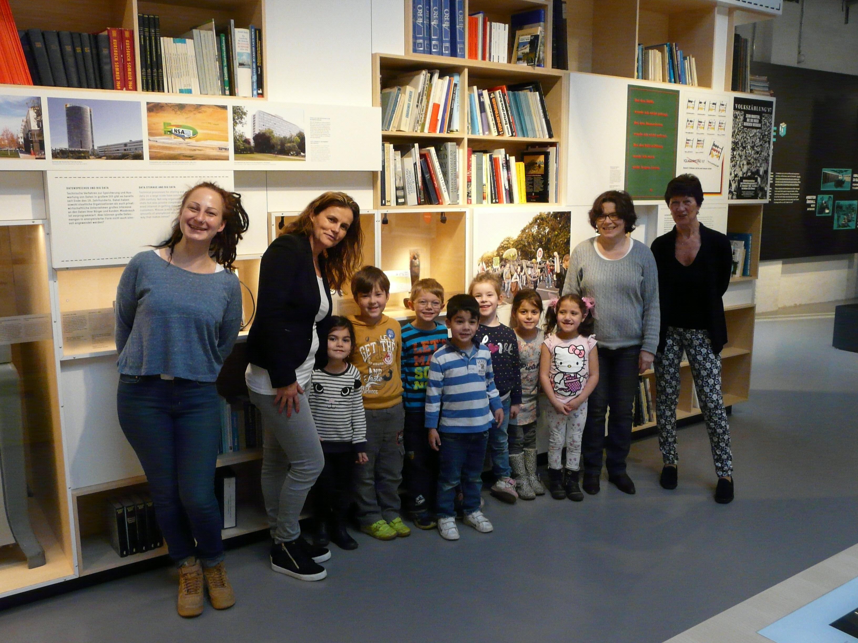 Firmenevent Idee: Mit Kindern in das Technikmuseum.