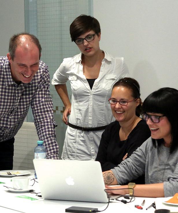 Projektberatung und individuelle Anpassung des individuellen Firmenevents