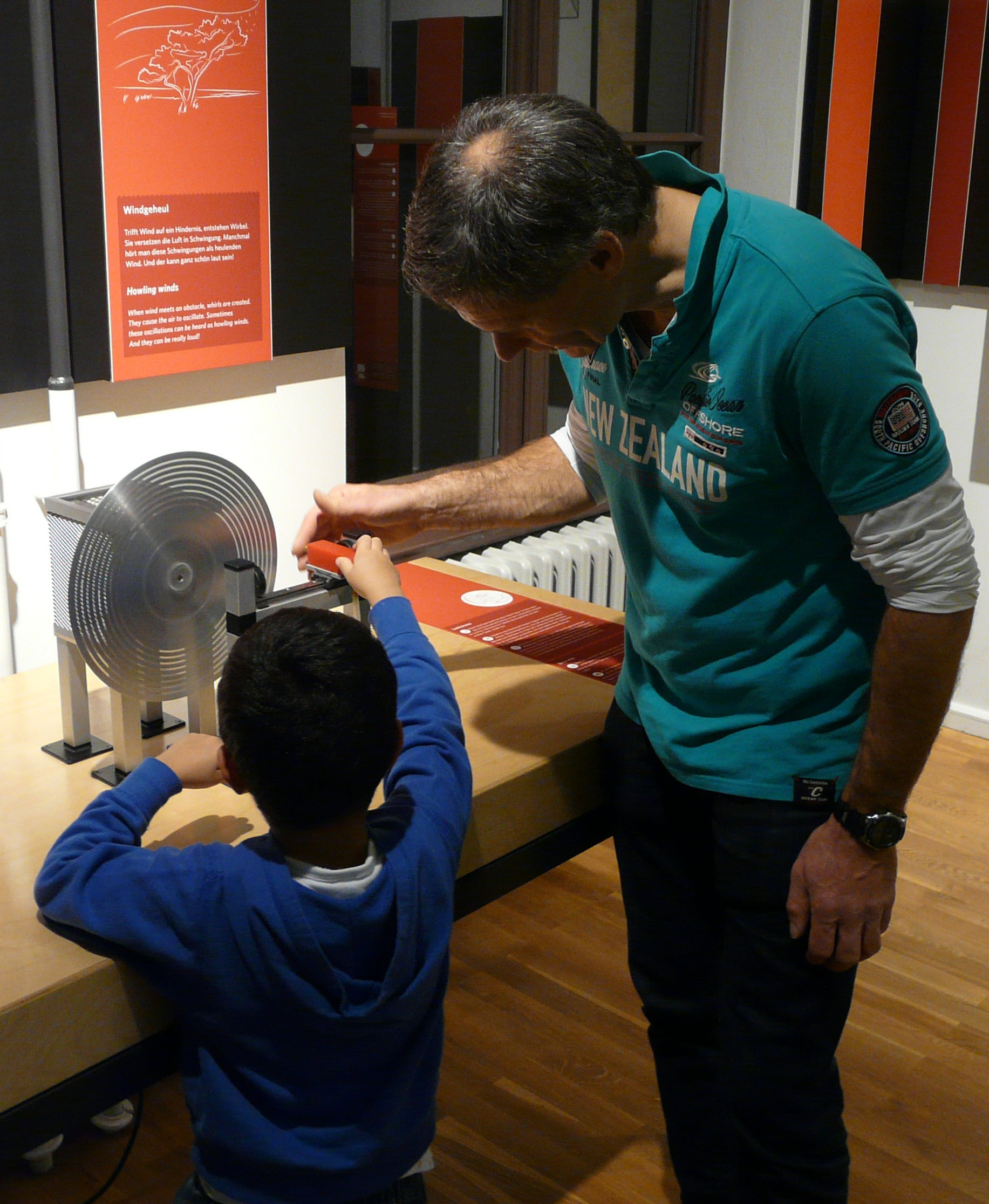 Ausflug ins Technikmuseum
