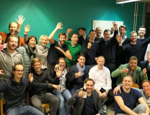 Teameinsatz ENLITE: Renovieren in der Villa Kunterbunt